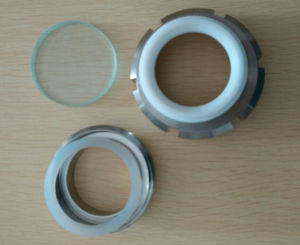 Stainless Steel 316L 2′′ Tank Sight Glass pictures & photos
