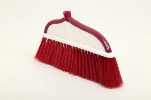 Cleaning Plastic Broom with Wooden or Plastic Handle 2856 pictures & photos