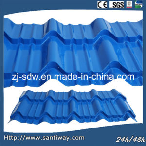 High Quality Color Roof Sheet Metal Tile in Low Price pictures & photos