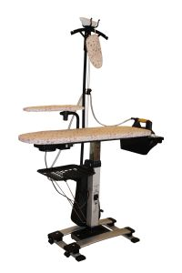 Ironing Board with Garment Rack and Cable Holder (KB-211) pictures & photos