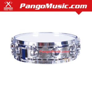 14 Inches Professional Silver Snare Drum (Pango PMSS-390) pictures & photos