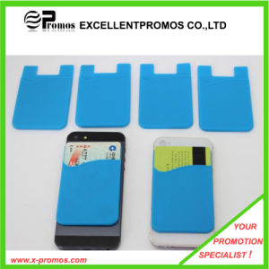 Silicone Mobile Phone Card Holder (EP-C8261A) pictures & photos