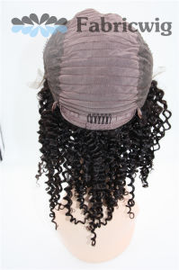 100% Human Hair Lace Front Wig pictures & photos