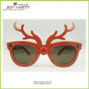 Antler Christmas Plastic Party Glasses (Joy31-1000) pictures & photos