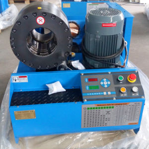 Approved Ce Hydraulic Hose Crimping Machine Km-91h-6 Crimping 2inch Hydraulic Hose From China Manufacturer pictures & photos