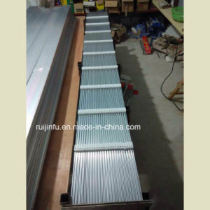 Heald Frame for Air Jet Loom