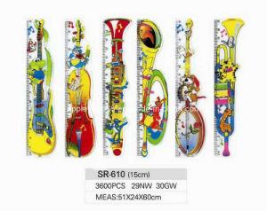 Plastic Ruler (SR-610)
