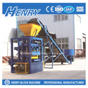 China Manufacturer Concrete Block Machine for Sale pictures & photos