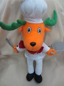 38cm Plush & Stuffed Ox Toy (JQ-12139)