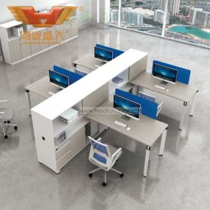 Modern Furniture Office Cubicles Workstation Partition (H50-0215) pictures & photos