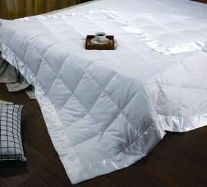 Hotel Quilt Soft Down Alternative Comforter pictures & photos