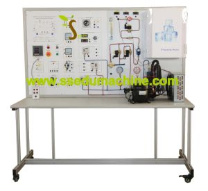 Hermetic Refrigerant Compressor Air Conditioner and Refrigeration Training Equipment pictures & photos