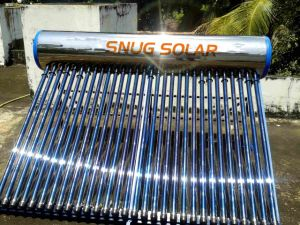 Heat Pipe Stainless Steel Pressure Solar Heater with CE Certificate pictures & photos