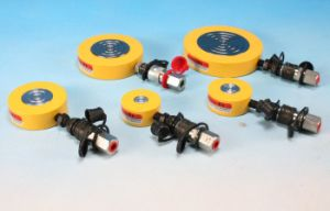 High Capacity Super Low Height Hydraulic Cylinder pictures & photos