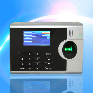 Biometric Fingerprint Time Attendance Recorder with USB/TCP/IP (3000T-C/ID) pictures & photos