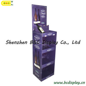 Wine Promotion Cardboard Display Stand / Dump Bin Display (B&C-A026) pictures & photos