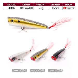 High Quality Hard Fishing Popper Lure pictures & photos