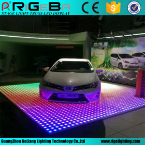 Professional Stage DJ Disco Wedding Stage Lighting 60*60cm RGB Mutil Color LED Dance Floor pictures & photos