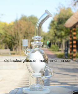 Factory Wholesale Hand Blown Mothership Glass Water Pipe Smoking Pipe