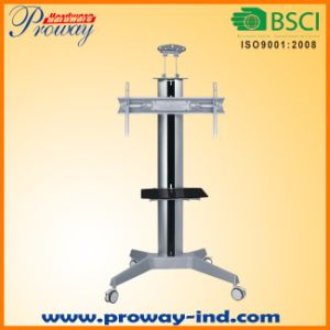 LCD TV Trolley Model Designs Stand pictures & photos