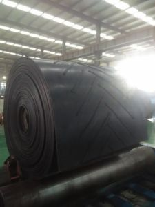 V Type Chevron Conveyor Belt