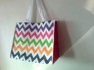 180GSM PP Woven Tote Bag pictures & photos
