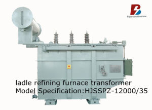 35kv Furnace Transformer (HJSSPZ-4000/35) pictures & photos