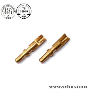 Custom-Made Copper CNC Programing Precision Parts pictures & photos