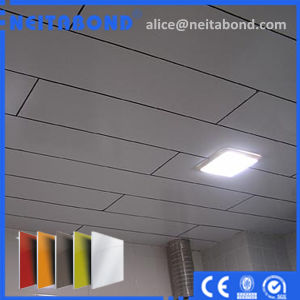 Interior Usage 3mm Aluminum Composite Panel with Competitive Price pictures & photos