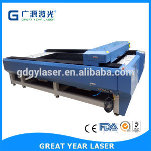 Big Table CO2 Metal Laser Cutting Machine pictures & photos