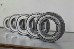 High Speed Window Bearings Open Deep Groove Ball Bearing 6001 pictures & photos