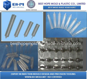 Soft PVC Drip Chamber Mould (I. V. Drip Chamber Mould) pictures & photos