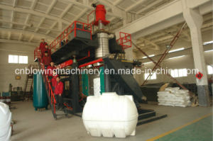 1000L Doubel Station Extrusion Blow Molding Machine with Ce