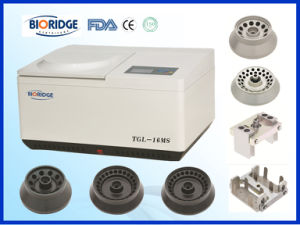Tabletop Refrigerated Centrifuge (TGL-16MS) pictures & photos