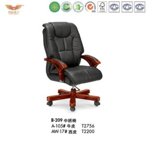 Office Furniture Wooden Executive Chair (B-209) pictures & photos