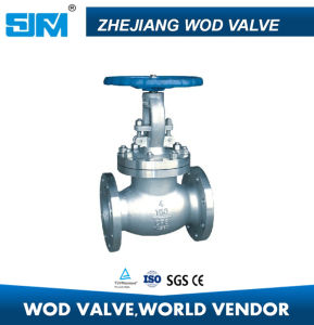 Wheel Handle Globe Valve with High Quality pictures & photos