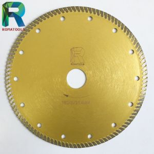 "Cutting Blade of 7"" Diamond Saw Blades for Stone/Granite Marble Concrete Cutting pictures & photos"
