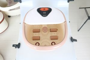 Foot Bath Massager Properties with Heating Function pictures & photos