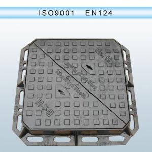Medium Duty Ductile Iron Manhole Cover En124 pictures & photos