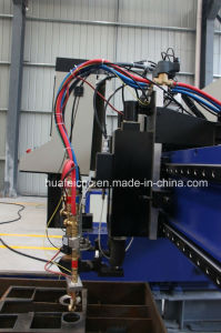 CNC Plasma Cutting Machine for Metal Like Steel pictures & photos