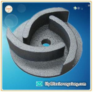 Sand Casting Pump Impeller, Casting Impeller for Pump, Pump Impeller pictures & photos