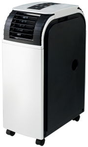 Portable Air Conditioner with Cooling+Heating+Ventilation+Dehumidity