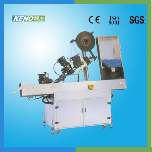 Labeling Machine for Private Label Eyelash Packaging pictures & photos