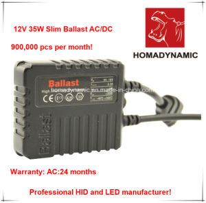 Super Slim HID Ballast, 12V 35W AC/DC pictures & photos
