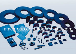 FM-28 Isotropic Ceramic Ferrite Magnets Ring Shape From China Amc pictures & photos