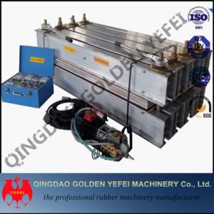 Rubber Conveyor Belt Joining Machine / Conveyor Belt Splicing Machines pictures & photos