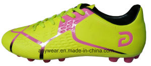 Football Footwear Men Outdoor TPU Soccer Boots Shoes (816-8957) pictures & photos