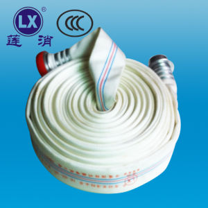 PVC Lining Hydrant Hose with Coupling pictures & photos