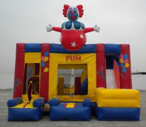 Inflatable Bounce Houses, Combos Inflatables in Good Price pictures & photos