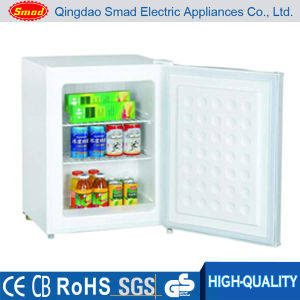 Manual Defrost Single Solid Door Table Top Compact Mini Freezer pictures & photos